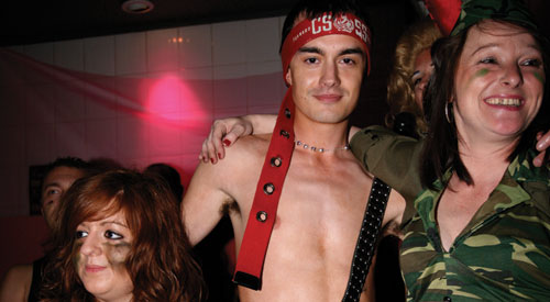 ATTENTION! Army Night returns to Birmingham gay superclub