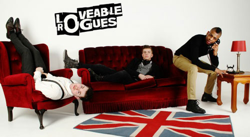 Loveable Rogues make welcome return to Brum gay club this weekend