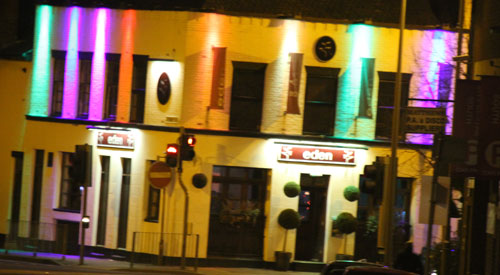 Enjoy Happy Hour at Birmingham gay village venue today