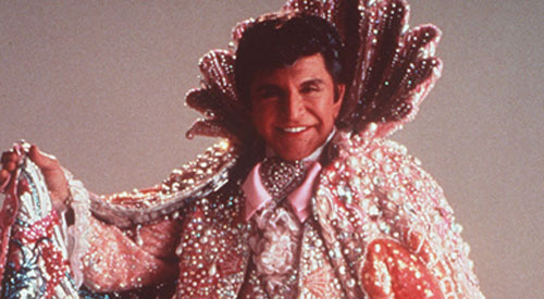 Liberace set to tour the world 27 years after he died