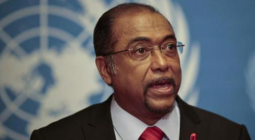 UNAIDS chief hails drug breakthrough in fight to prevent HIV infections