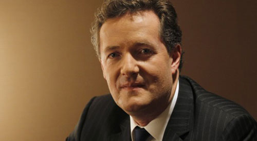 Amend the Bible to allow gay marriage, says Piers Morgan