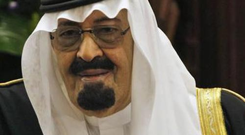 UK pays tribute after death of anti-gay King of Saudi Arabia