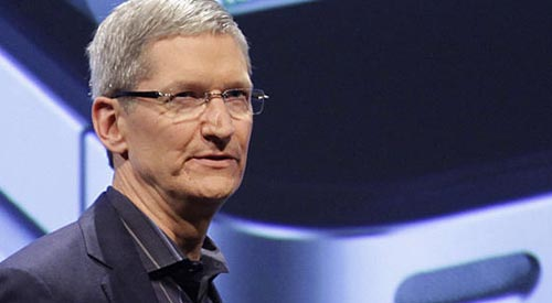 Apple chief Tim Cook reveals he's gay and proud