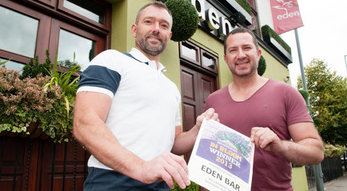 Birmingham gay venue wins first Southside In Bloom award