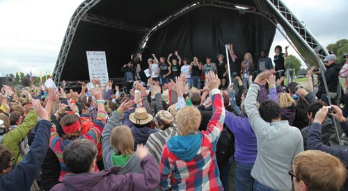 L Fest organisers announce new location for 2013 event