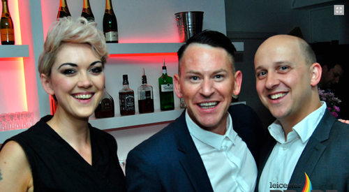 UPDATED: Leicester Pride committee throw sponsors 'thank you' bash