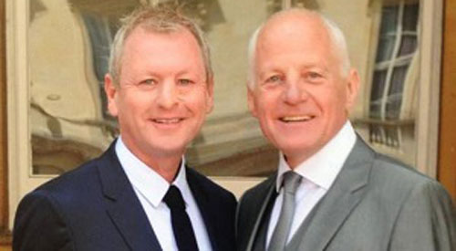 Paul Cottingham, partner of ex-West Mids MEP Michael Cashman, loses battle with cancer