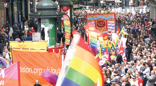 Organisers hail Birmingham Pride 2015 'the most successful ever'