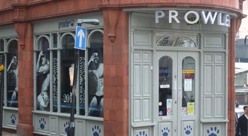 Birmingham men's retail store Prowler reopens following major refurbishment