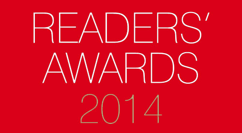 Top Five finalists revealed in Midlands Zone's Readers' Awards 2014