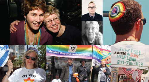Rainbow Jews exhibition heading to Birmingham's LGBT Centre