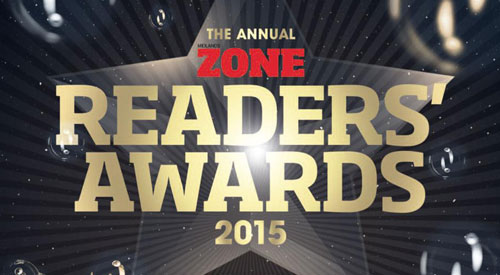 Midlands Zone 2015 Readers' Awards - The winners...