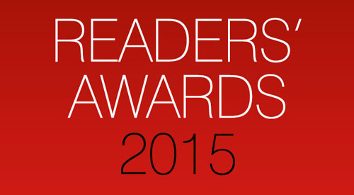 Finalists revealed in Midlands Zone Readers' Awards 2015
