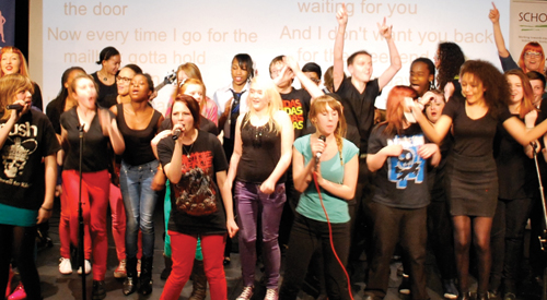 Birmingham gets musical for LGBT History Month 2014