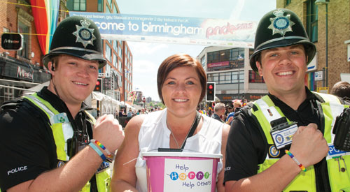 West Midlands Police to host LGBT recruitment seminar
