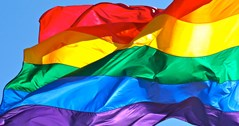 Derbyshire villagers fly rainbow flags in defiance of parish council's anti-LGBT decision