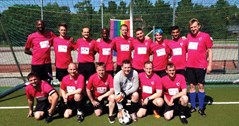 Birmingham gay football team host events for Football vs Homophobia Month of Action