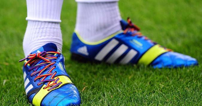 Football stewards should be trained to spot homophobic chants, says LGBT charity