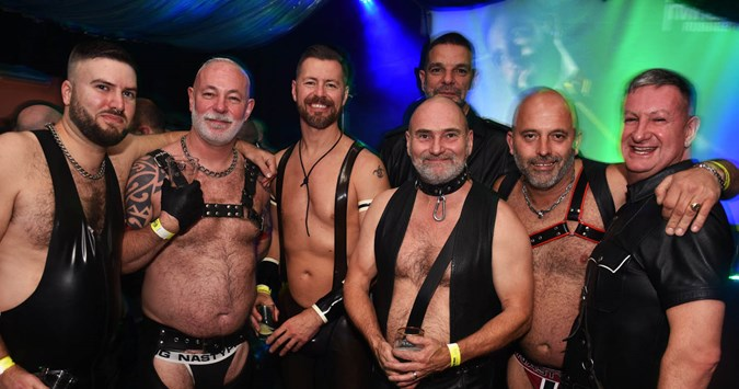 Second Birmingham Fetish Men event set to take place this weekend