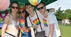'Love & Freedom' Warwickshire Pride returns this week
