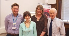 Stoke-on-Trent's health professionals learn about transgender issues