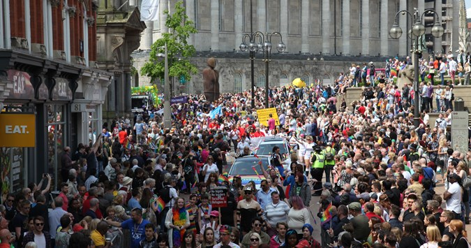 Who? What? When? Where? Your guide to Birmingham Pride 2017