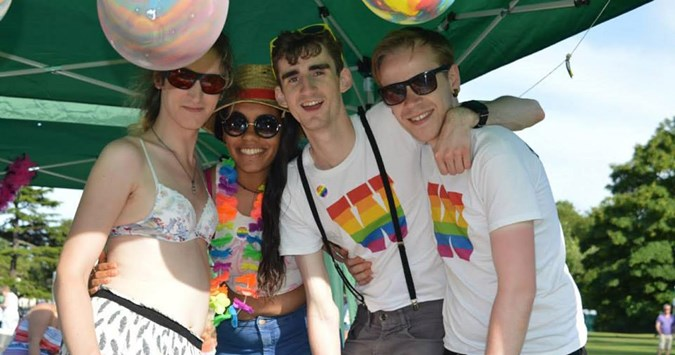 Warwickshire Pride: It's going to be a right royal affair!