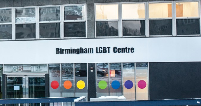 Birmingham LGBT raising money for Christmas Day party