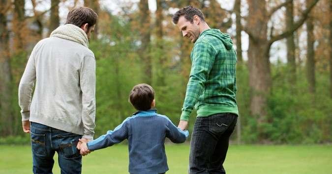 Number of same-sex couple families in the UK increases by 53 percent, new figures reveal