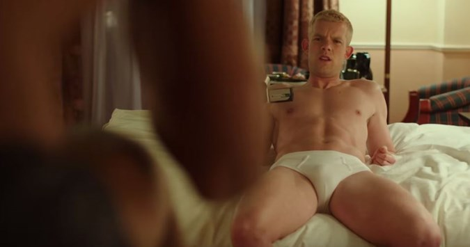 Russell Tovey film The Pass set to appear at Birmingham film festival this month