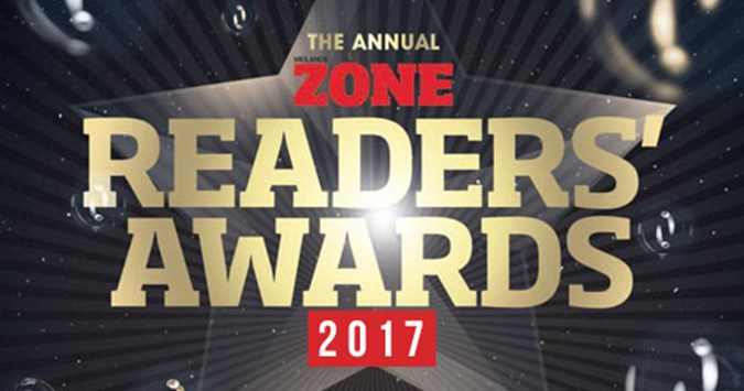 Midlands Zone Readers' Awards - Your Winners