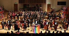 Birmingham Gay Symphony Orchestra to perform at St Pauls Church