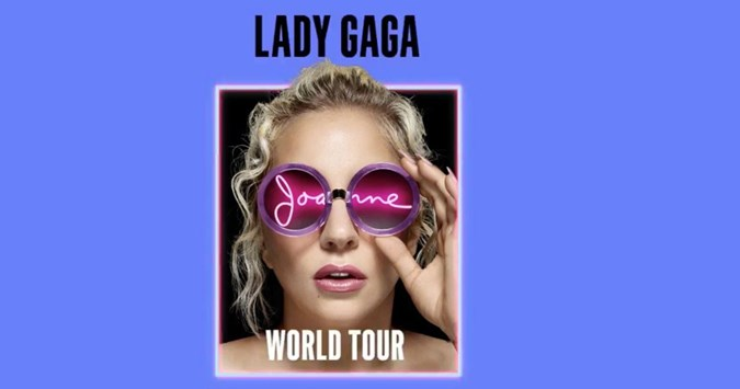 Lady Gaga announces Midlands concert as part of Joanne World Tour