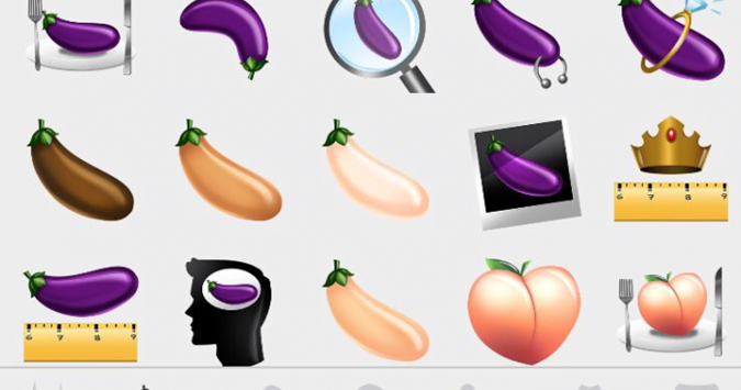 Grindr release new range of gay emoji