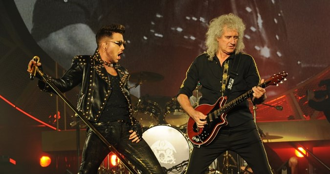 Adam Lambert returns to Birmingham with new Queen tour
