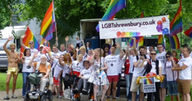 Shrewsbury LGBT community in search of members for carnival entry