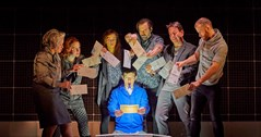 REVIEW: Curious Incident of the Dog in the Night-Time