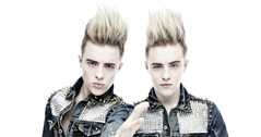 Jedward are coming to Wolverhampton