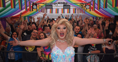 Walsall Pride returns to Gallery Square for 2017!