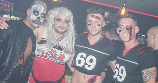 Birmingham Gay Village team up for Halloween Re-run