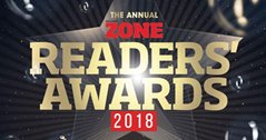 The Midlands Zone Readers' Awards 2018: First round of voting now open
