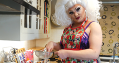 Life's a Drag: Miss Penny's quest for healthy eating