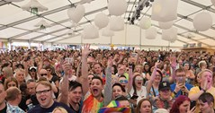Birmingham Gay Pride organisers announce record-breaking ticket sales!