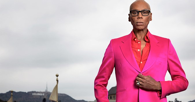 RuPaul's got his sights on daytime tv