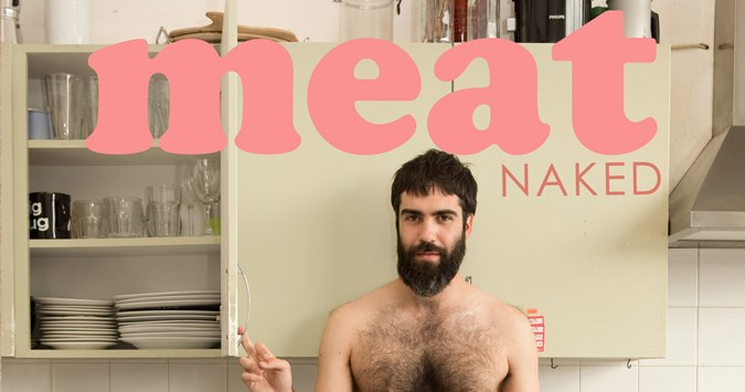 The infamous meat NAKED Calendar is back for 2019!