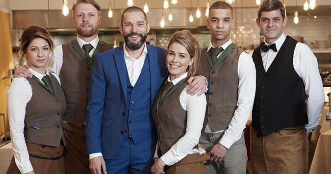 First Dates are looking for singletons to take part in their Christmas edition