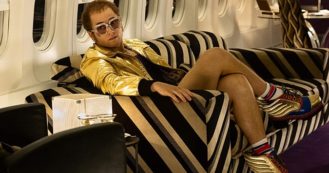Blast off with Elton biopic Rocketman