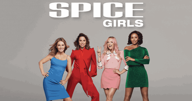 The Spice Girls bring their 2019 stadium tour to the Ricoh Arena in June
