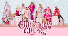 Grab 2 FOR 1 tickets to Christmas Queens this month